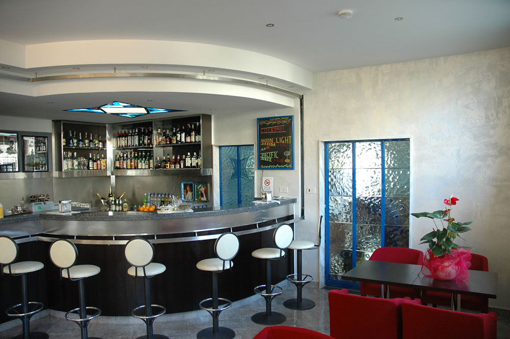 Lounge Bar at Hotel Torino